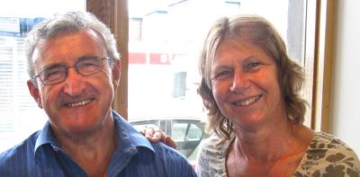 Kerry McKinnon (Brisbane Film Study Group), Christine Zimmer (Gold Coast Film Study Group)